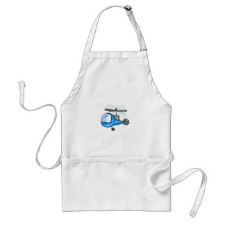 CHILDRENS HELICOPTER APRON