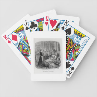 Children's Hospital, from 'London: A Pilgrimage' b Bicycle Playing Cards