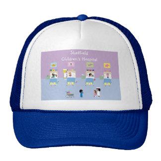 Children's Hospital Ward Customizable Trucker Hat