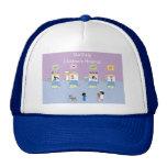 Children's Hospital Ward Customizable Mesh Hats