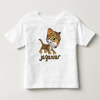 Children's Jaguar T Shirt - Child Speech Jagawar K