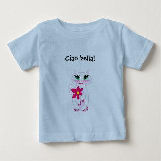 Children's Kute Kitty Ciao Bella tshirt