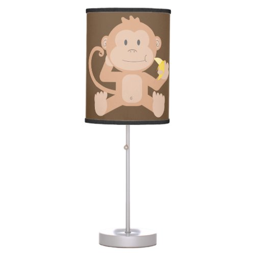Children's Lamp Cute Baby Monkey