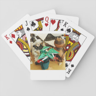 Children's Library Display Budapest Playing Cards Poker Deck