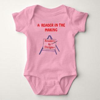 Children's Literacy Baby Bodysuit