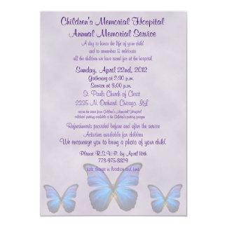 Children's Memorial Hospital Invite