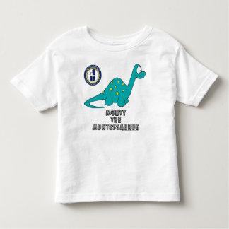 Children's Monty the New School Mascot t-shirt