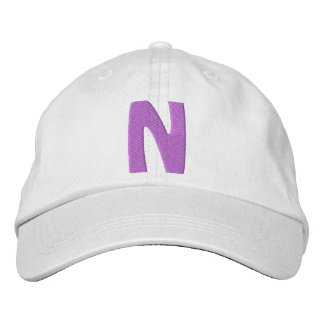 Childrens N Embroidered Hat