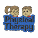 Childrens Physical Therapy Embroidered Shirt