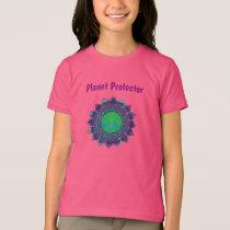 Children's Planet Protector Tee shirt