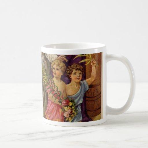 Childrens Praise march Classic White Coffee Mug