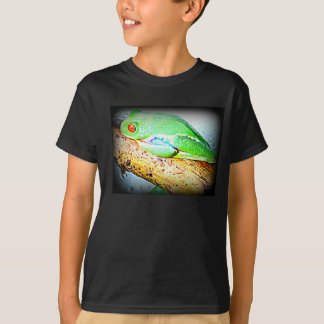 Children's Red Eyed Tree Frog T-shirt