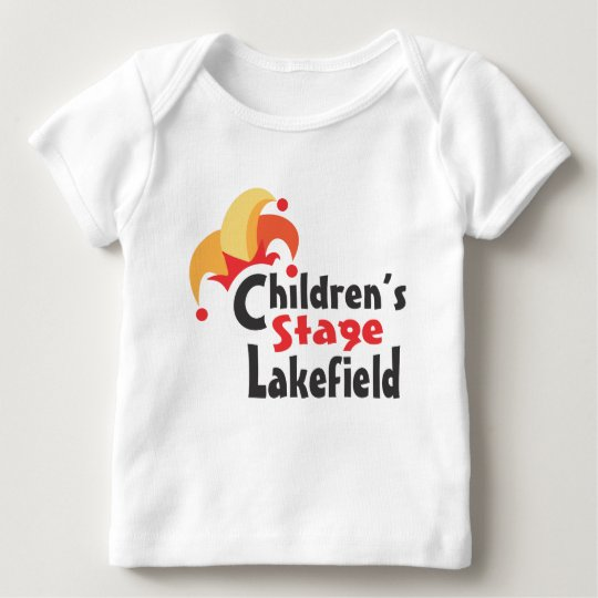 Children's Stage Long-sleeve Baby T-Shirt