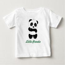 """Children's T-shirt """"Little Panda"""""""
