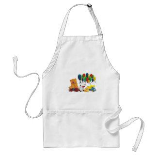Children's toy apron