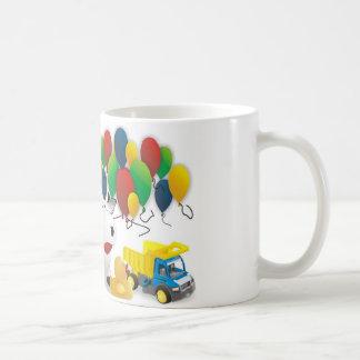 Children's toy coffee mug