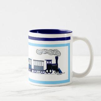 Childrens Train Mug