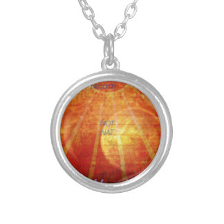 (Children's VCVH Books) Silver Plated Necklace