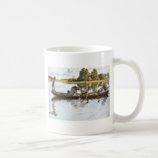 Children's Viking Expedition Coffee Mug