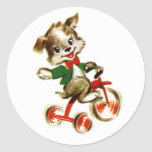 Children's Vintage Stickers