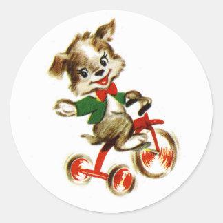 Children's Vintage Stickers