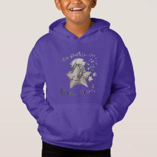 "Children's ""WARPU HOSHI"" Fleece Pull-Over Sweater"