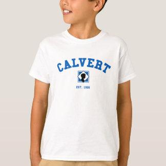 Children's White Calvert T-Shirt
