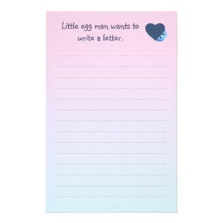 Children's Writing Stationery