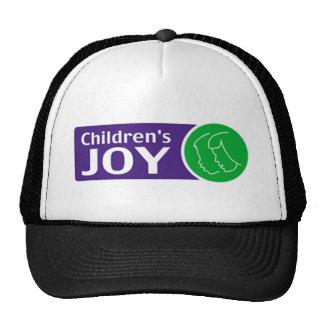 childrensjoylogo trucker hat