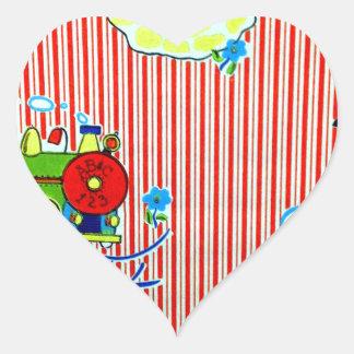 CHILDRENSTALES.png Heart Sticker