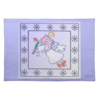 Child's Angel placemat