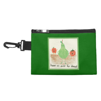 Child's Art, Green Accessory Bags