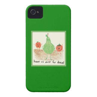 Child's Art, Green iPhone 4 Case