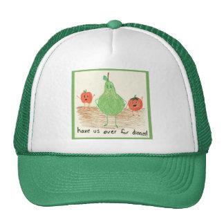 Child's Art, Green Hat