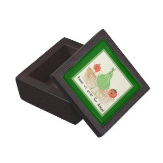 Child's Art, Green Premium Jewelry Boxes