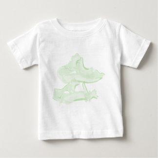 Child's Art - Mushroom Tree Home (Water Color) Baby T-Shirt