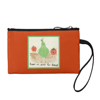 Child's Art, Red Coin Wallet