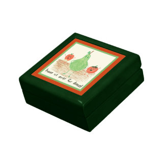 Child's Art, Red Gift Box