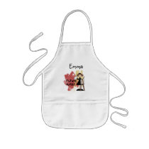 Child's Art Smock Kids' Apron
