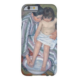 Child's bath, 1893 (oil on canvas) barely there iPhone 6 case