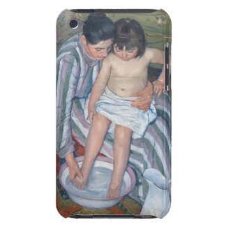 Child's bath, 1893 (oil on canvas) barely there iPod case