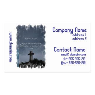 Child's Bedtime Prayer Business Cards
