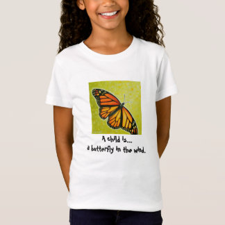 Child's Butterfly shirt