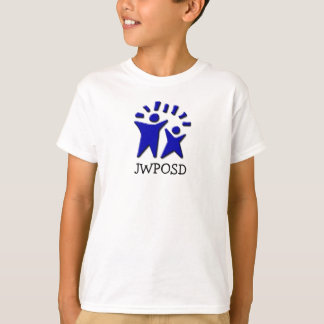 Child's Centered Logo Shirt-ONE SIDED T-Shirt