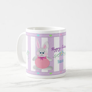 Child's Easter Mug - Bunnies