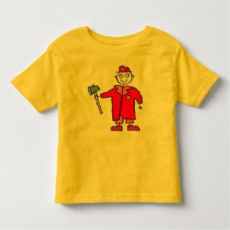 Child's Firemans T-shirts