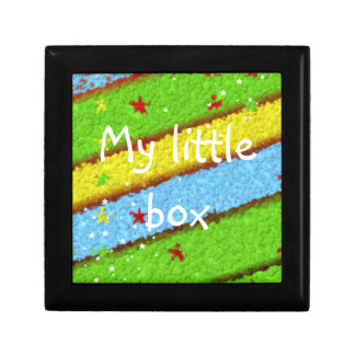 Child's Keepsake Jewelry Box