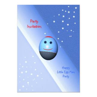 Child's Party (change me) Custom Announcement