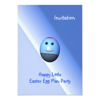 Child's Party (change text) Personalized Announcements