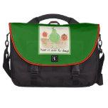 Child's Plant Art Bag For Laptop